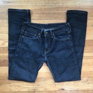 Levi's Dark Wash 511 Jeans